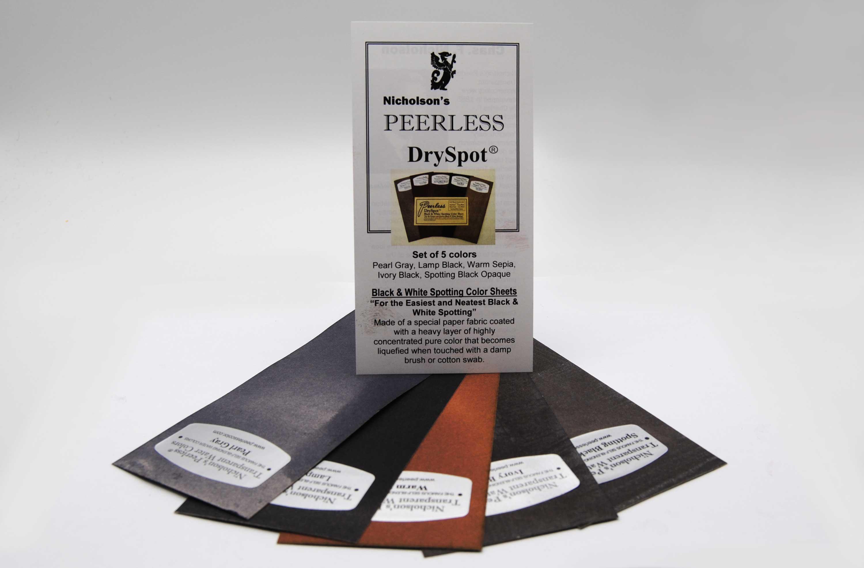 Peerless Watercolor Dry Spot Set