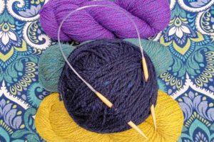 Knit Crochet Stitch